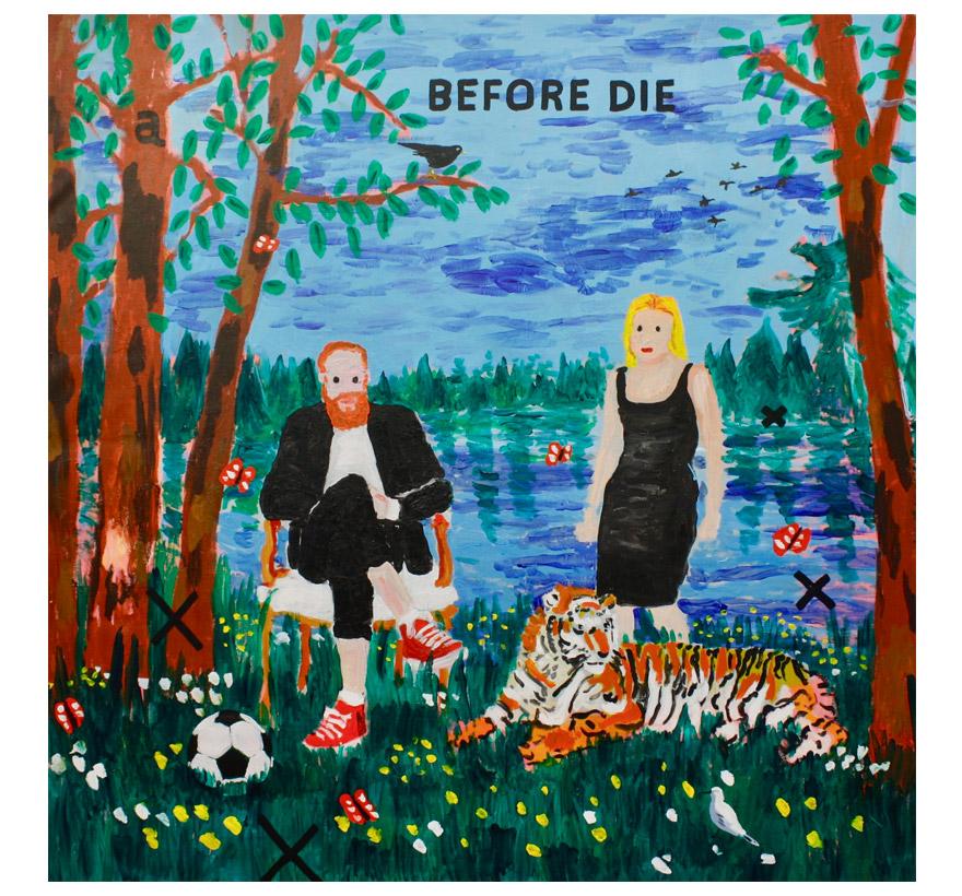 before die