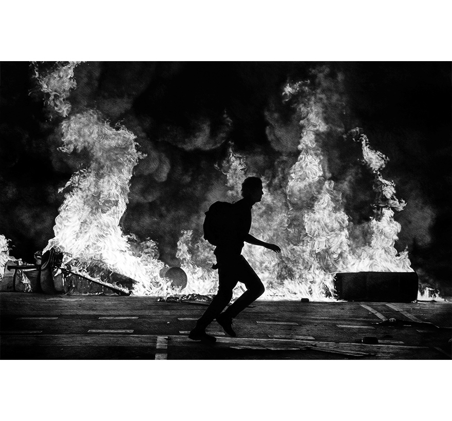 We just want to set the world on fire