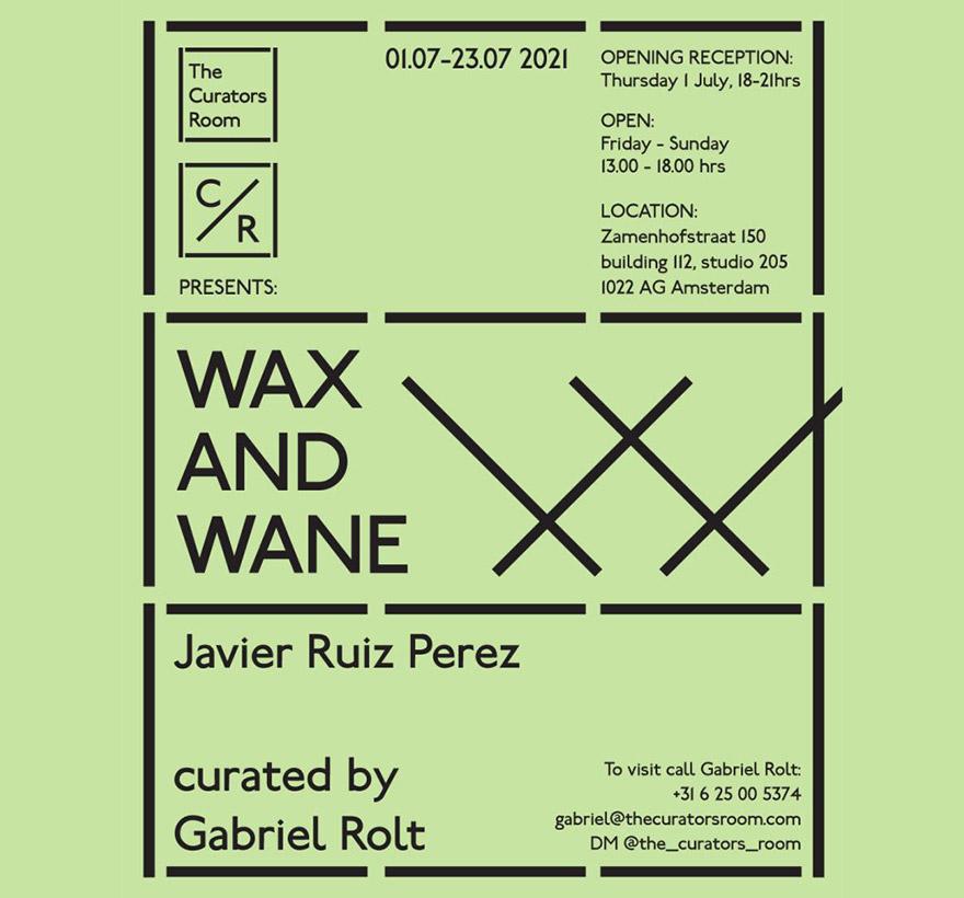 Wax & Wane por Javier Ruiz